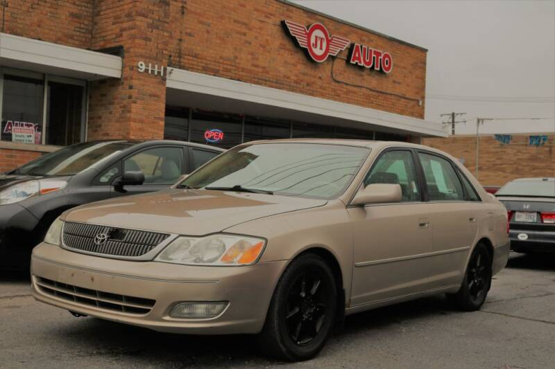2002 Toyota Avalon for sale at JT AUTO in Parma OH