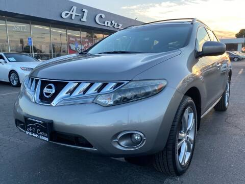 2009 Nissan Murano for sale at A1 Carz, Inc in Sacramento CA