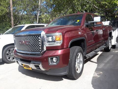 2015 GMC Sierra 2500HD for sale at Speedway Motors TX in Fort Worth TX