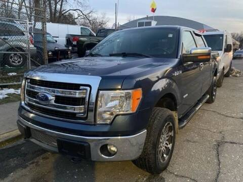 2013 Ford F-150 for sale at Drive Deleon in Yonkers NY