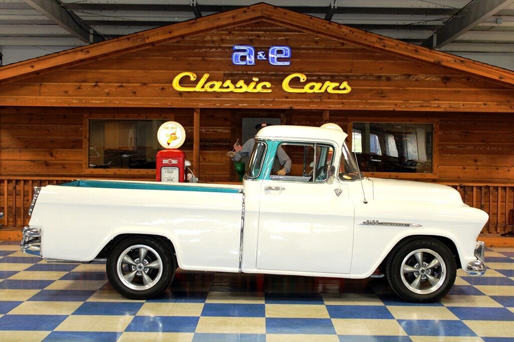 1955 Chevrolet 3100 7