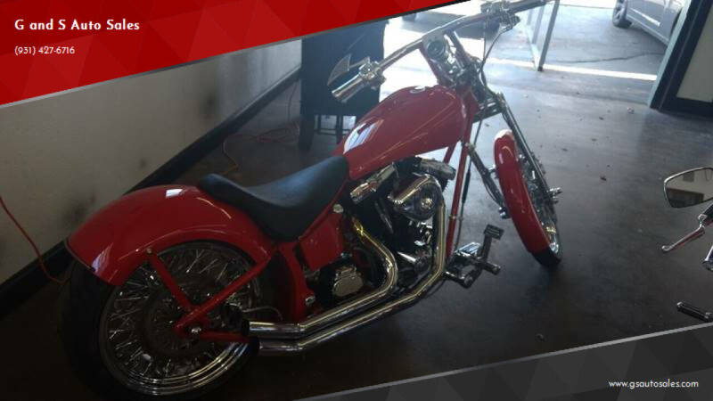 2012 Big Dog CUSTOM for sale at G and S Auto Sales in Ardmore TN