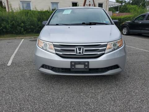 2011 Honda Odyssey for sale at RMB Auto Sales Corp in Copiague NY