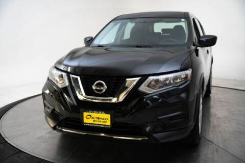 2017 Nissan Rogue for sale at AUTOMAXX MAIN in Orem UT