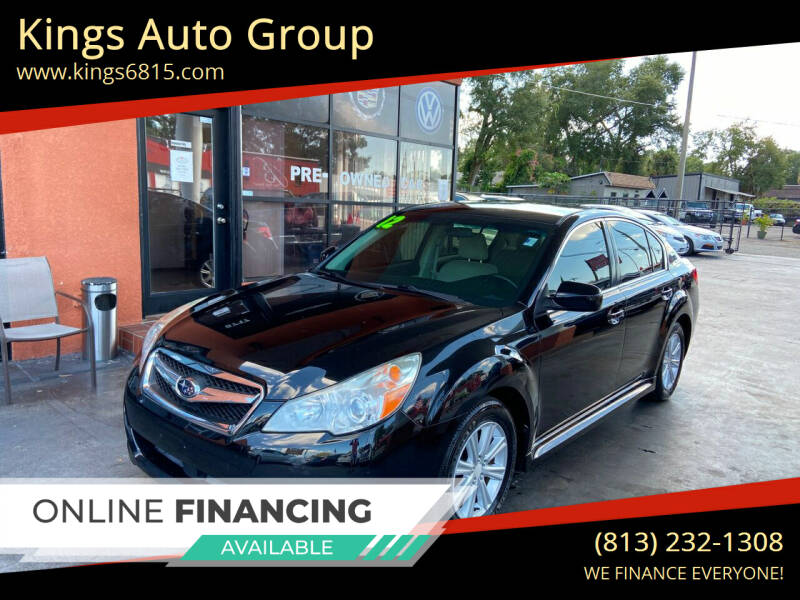 2012 Subaru Legacy for sale at Kings Auto Group in Tampa FL