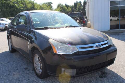 2008 Ford Focus for sale at UpCountry Motors in Taylors SC