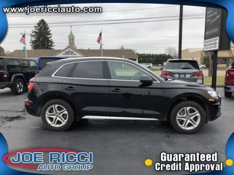 2019 Audi Q5 for sale at Mr Intellectual Cars in Shelby Township MI