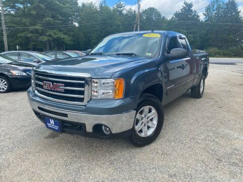 2013 GMC Sierra 1500 for sale at Hornes Auto Sales LLC in Epping NH