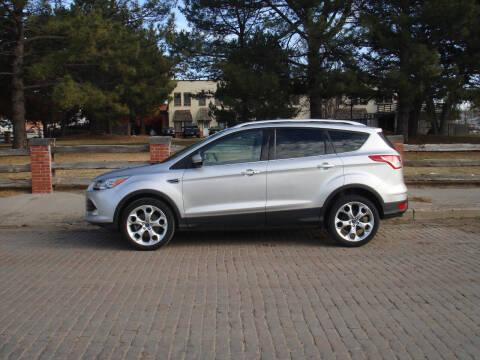 2013 Ford Escape for sale at Walter Motor Company in Norton KS