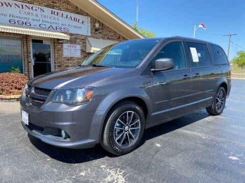 2017 Dodge Grand Caravan for sale at Browning's Reliable Cars & Trucks in Wichita Falls TX