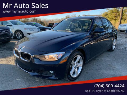 2015 BMW 3 Series for sale at Mr Auto Sales in Charlotte NC