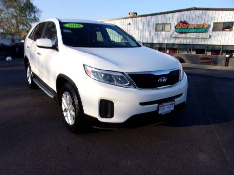 2014 Kia Sorento for sale at Dorman's Auto Center inc. in Pawtucket RI