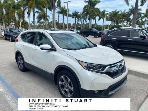 2017 Honda CR-V for sale at Infiniti Stuart in Stuart FL