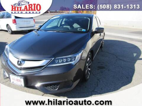 2016 Acura ILX for sale at Hilario's Auto Sales in Worcester MA