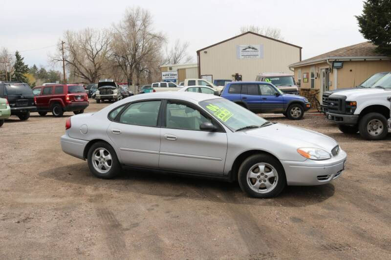 2006 Ford Taurus for sale at Northern Colorado auto sales Inc in Fort Collins CO