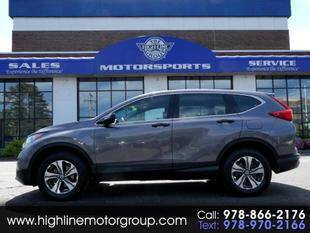 2019 Honda CR-V for sale at Highline Group Motorsports in Lowell MA