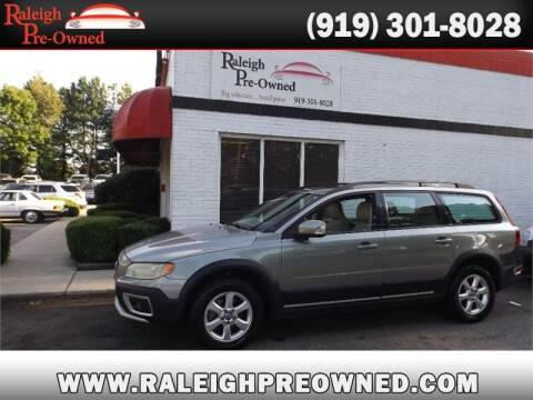2008 Volvo XC70 for sale at Raleigh Pre-Owned in Raleigh NC