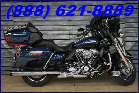 2013 Harley-Davidson Electra Glide for sale at Motomaxcycles.com in Mesa AZ