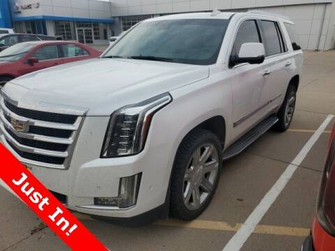2017 Cadillac Escalade for sale at Midway Auto Outlet in Kearney NE