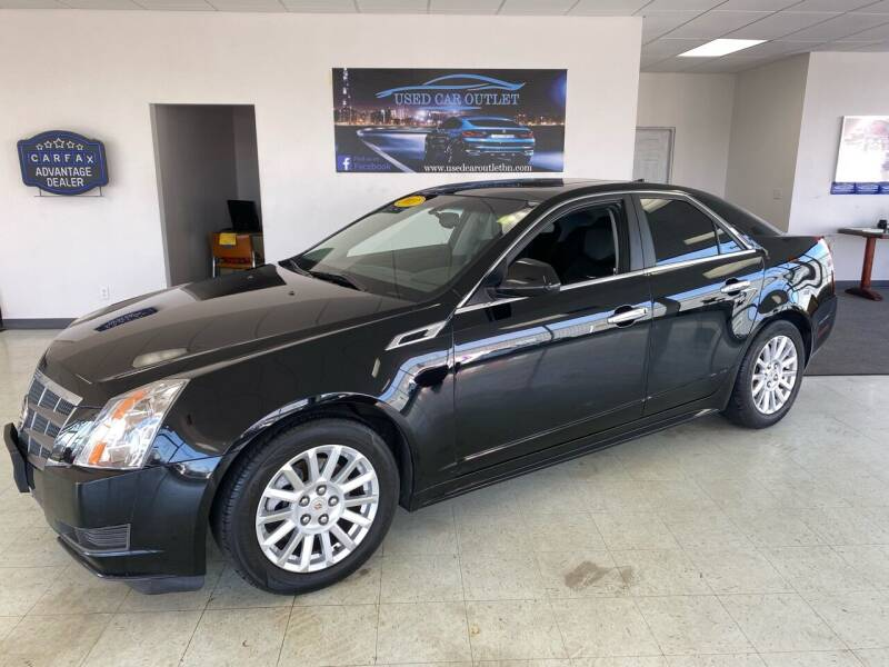 2011 Cadillac CTS for sale at Used Car Outlet in Bloomington IL