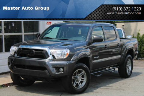 2014 Toyota Tacoma for sale at Master Auto Group in Raleigh NC