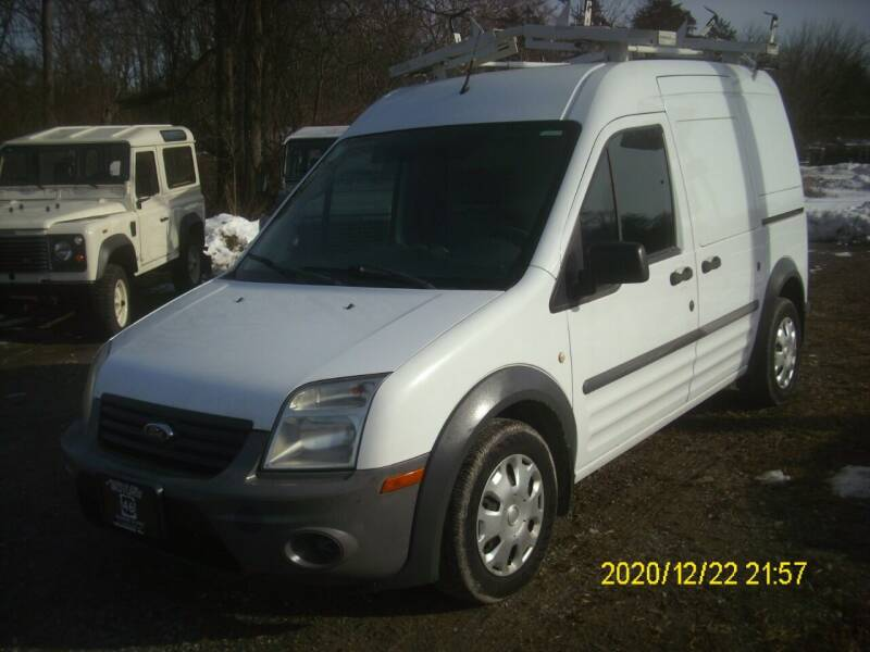 2012 Ford Transit Connect for sale at Motors 46 in Belvidere NJ