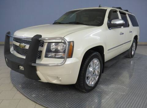 2010 Chevrolet Suburban for sale at Hagan Automotive in Chatham IL