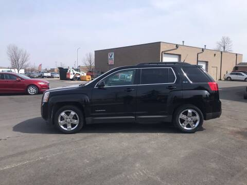 2012 GMC Terrain for sale at Crown Motor Inc in Grand Forks ND