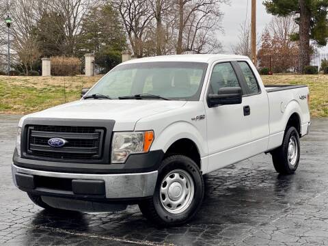 2013 Ford F-150 for sale at Sebar Inc. in Greensboro NC