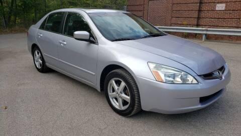 2003 Honda Accord for sale at Seran Auto Sales LLC in Pittsburgh PA