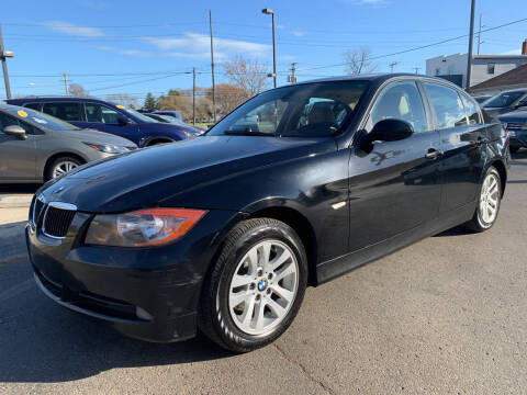 2007 BMW 3 Series for sale at A 1 Motors in Monroe MI