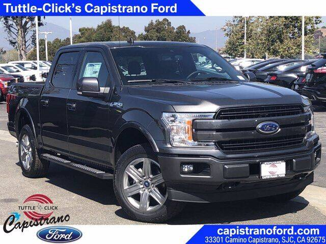 2019 Ford F-150 for sale in San Juan Capistrano, CA