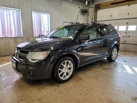 2012 Dodge Journey for sale at Sand's Auto Sales in Cambridge MN