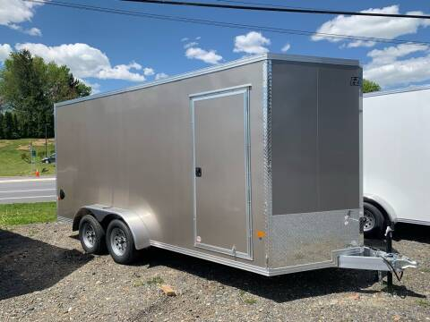 2021 Mission EZ Hauler 7x16 for sale at Smart Choice 61 Trailers in Shoemakersville PA