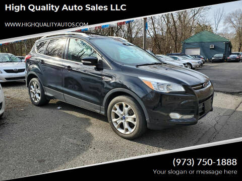 2016 Ford Escape for sale at High Quality Auto Sales LLC in Bloomingdale NJ