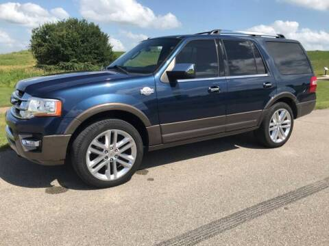 2016 Ford Expedition for sale at Crowne Motors in Newton IA
