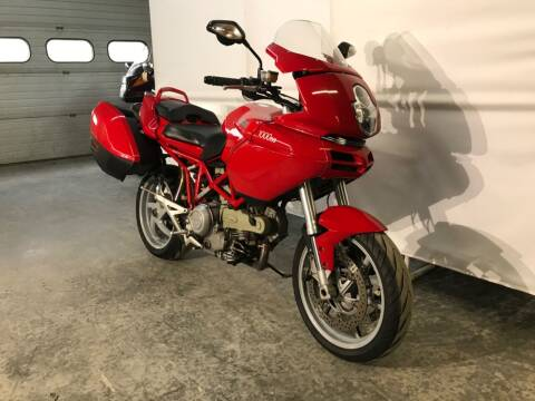 2004 Ducati Multistrada 1000 for sale at Kent Road Motorsports in Cornwall Bridge CT