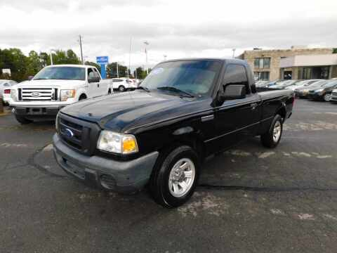 2011 Ford Ranger for sale at Paniagua Auto Mall in Dalton GA