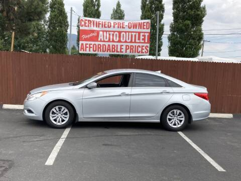 2012 Hyundai Sonata for sale at Flagstaff Auto Outlet in Flagstaff AZ