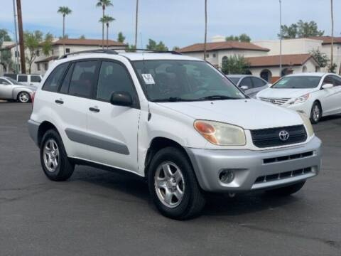 2005 Toyota RAV4 for sale at Brown & Brown Wholesale in Mesa AZ