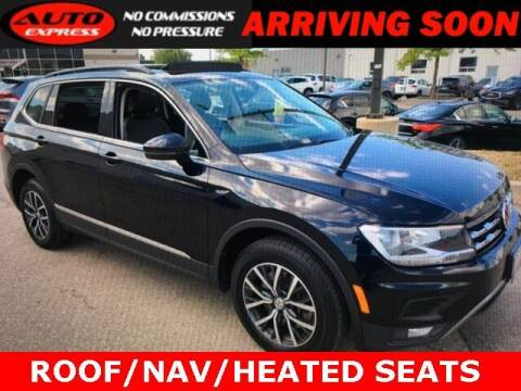 2018 Volkswagen Tiguan for sale at Auto Express in Lafayette IN