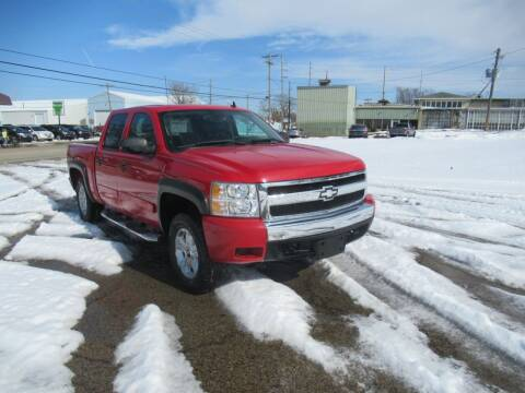 2008 Chevrolet Silverado 1500 for sale at Perfection Auto Detailing & Wheels in Bloomington IL
