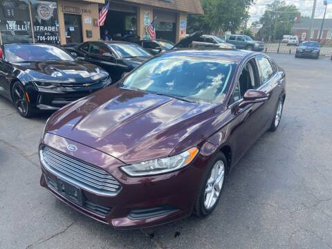 2013 Ford Fusion for sale at Billy Auto Sales in Redford MI