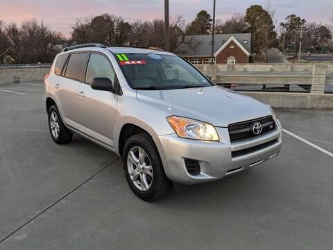 2011 Toyota RAV4 for sale at QC Motors in Fayetteville AR