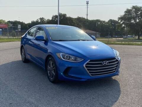 2018 Hyundai Elantra for sale at Betten Baker Preowned Center in Twin Lake MI