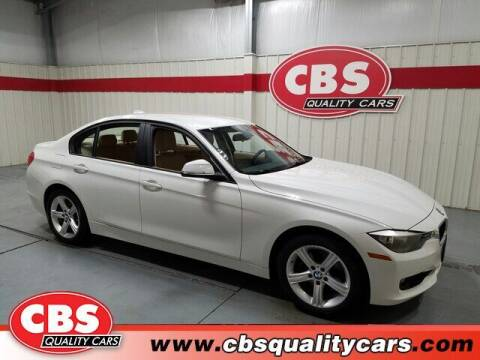 2014 BMW 3 Series for sale at CBS Quality Cars in Durham NC