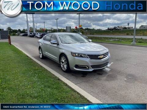 2016 Chevrolet Impala for sale at Tom Wood Honda in Anderson IN