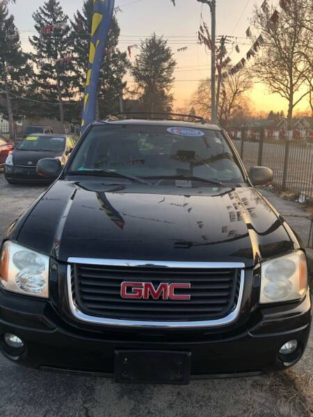 2002 GMC Envoy for sale at Carfast Auto Sales in Dolton IL