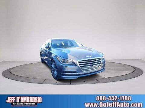 2015 Hyundai Genesis for sale at Jeff D'Ambrosio Auto Group in Downingtown PA