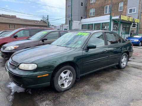 2002 Chevrolet Malibu for sale at Barnes Auto Group in Chicago IL